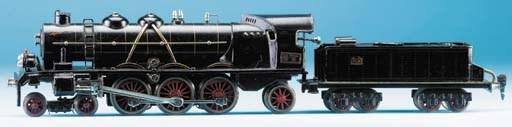 A Märklin 20 Volt electric H64