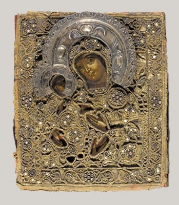 The Miraculous Mother of God w