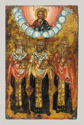 Three Hierarchs of Orthodoxy