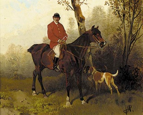 Hans Johann Haag (1841-1919)