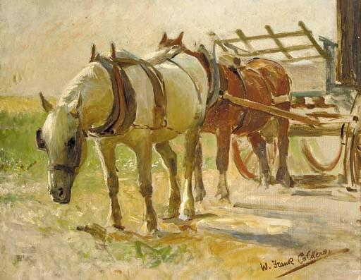 William Frank Calderon (1865-1