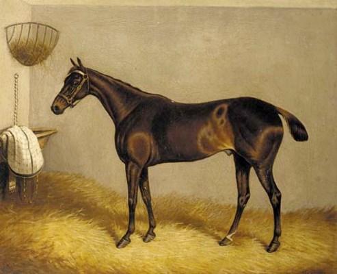 William Eddowes Turner (C.1820