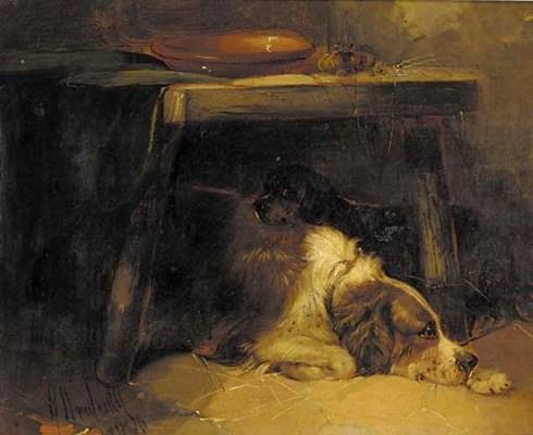 George Armfield (FL.1840-1875)
