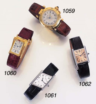 CARTIER. A LADY'S LIMITED EDIT
