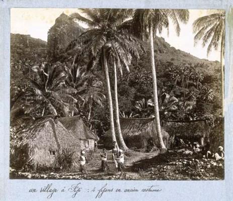 [Fiji] 6 photographs, circa 19