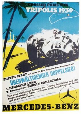 Tripolis Grand Prix, 1939 - A