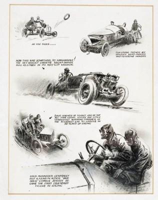 PETER HELCK - Motor Racing Mon