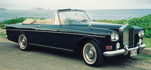 1966 ROLLS-ROYCE SILVER CLOUD
