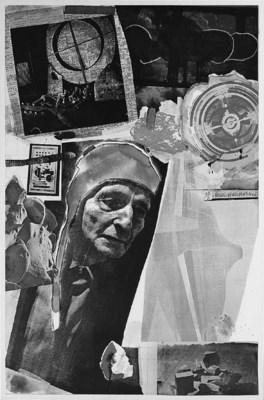 ROBERT RAUSCHENBERG (B. 1925)