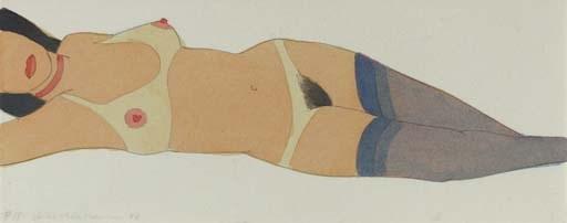 Tom Wesselmann (b. 1931)