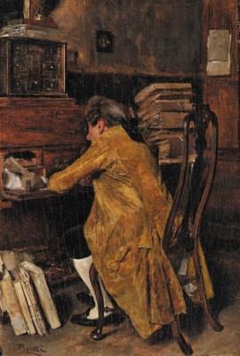 Tito Lessi (Italian, 1858-1917