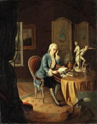 Auguste Coomans (Belgian, fl.