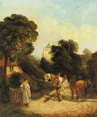 William Joseph Shayer (British