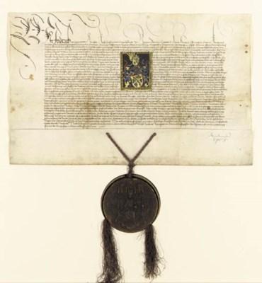 [FREDERICK III, (1415-1493), K