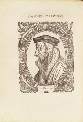 BÈZE, Theodore de (1519-1605).
