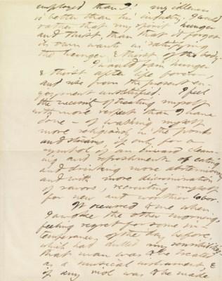 THOREAU, Henry David. The Writ