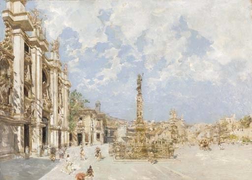 Spanish School (19th Century)