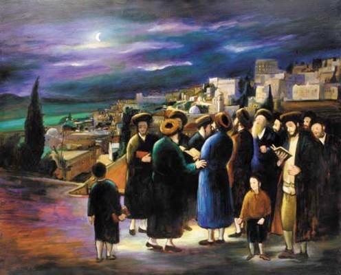 Zvi Malnovitzer (b. 1945)