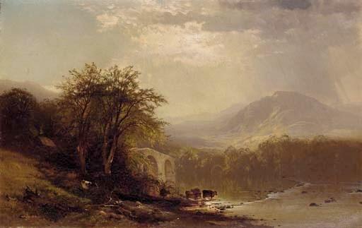 Arthur Parton (1842-1914)