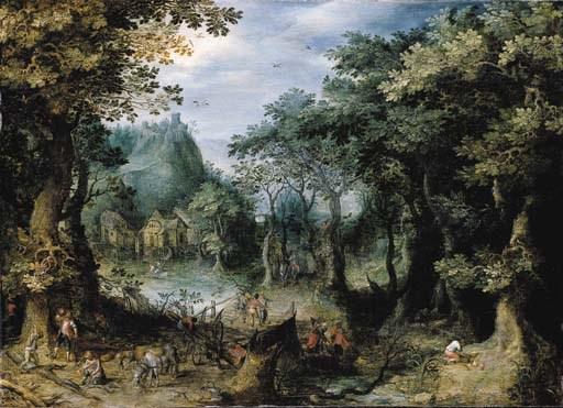 GILLIS VAN CONINXLOO III (Antw