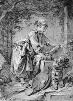 François Boucher (1703-1770) a