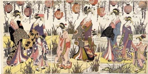 Chokosai Eisho (act. 1790s)