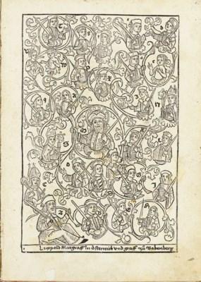 SUNTHEIM, Ladislaus von (1440-