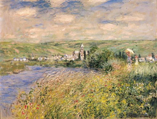 experiencing vetheuil essay Custom claude monet paintings essay vetheuil, dated 1880, oil on canvas working quickly, out of doors, he sought to transcribe with directness and spontaneity his sensory experience of the landscape before him.