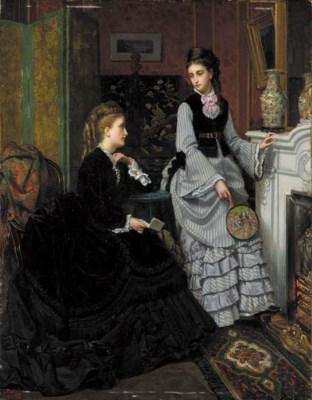 Jan Portielje (Dutch, 1829-190
