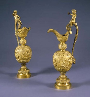 A PAIR OF FRENCH RENAISSANCE S
