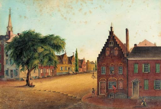 ATTRIBUTED TO JAMES EIGHTS, MI