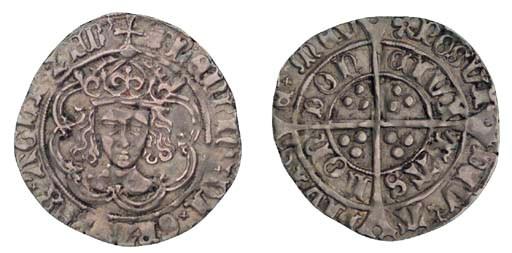 Henry VII, Groat, 2.60g., clas