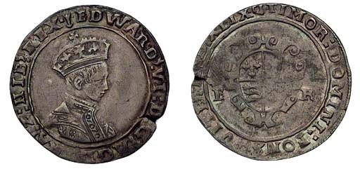 Edward VI, Shilling, 4.43g., s