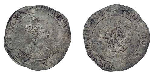 Edward VI, Shilling, 4.46g., s
