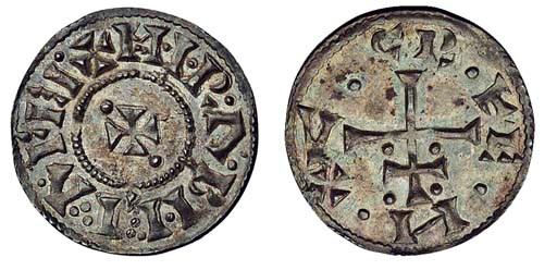 Viking Coinage of York, Cnut a