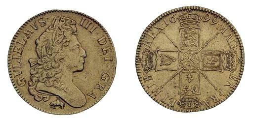 William III (1694-1702), Five