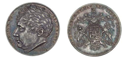 George IV, Pattern Crown, 1820