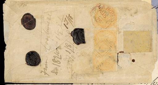 cover 1870 (31 July) envelope