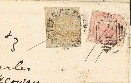 cover 1870 (Oct.) envelope