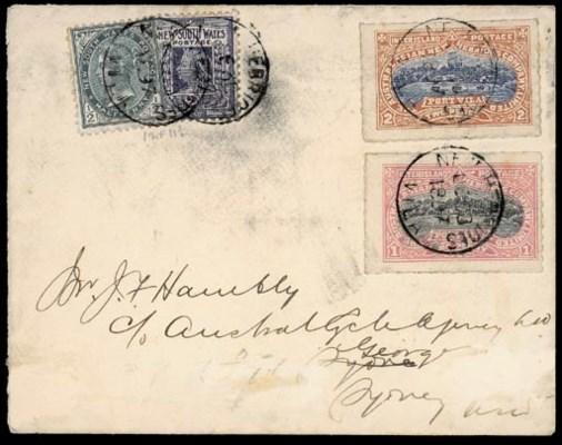 cover -- 1897 (30 Dec.) envelo