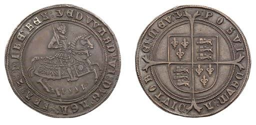 Fine Silver Issue (1551-3), Cr