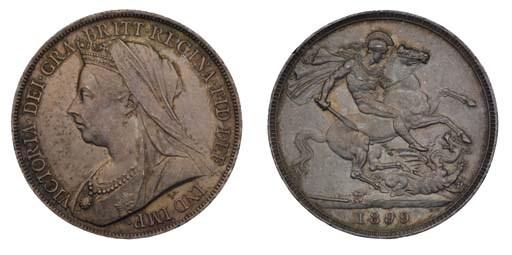 Crown, 1899 LXIII, by Thomas B