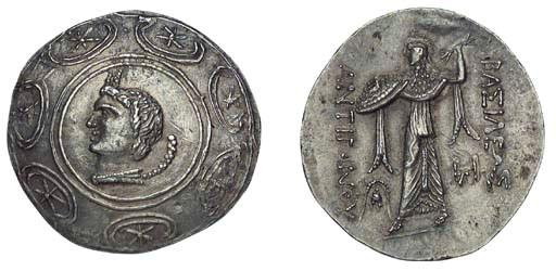 Ancient Greek Coins, Kingdom o