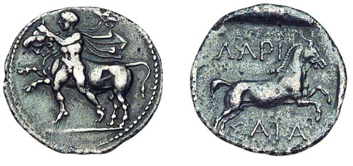 Ancient Greek Coins, Thessaly,