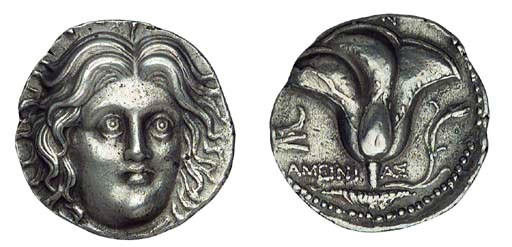 Ancient Greek Coins, Carian Is