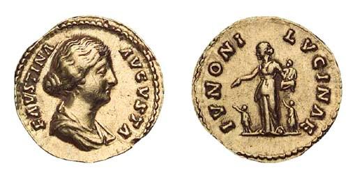 Faustina II (wife of Marcus Au
