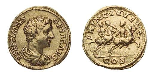 GETA (CAESAR, A.D. 198-209), A