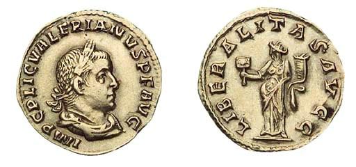 Valerian I (A.D. 253-260), Val