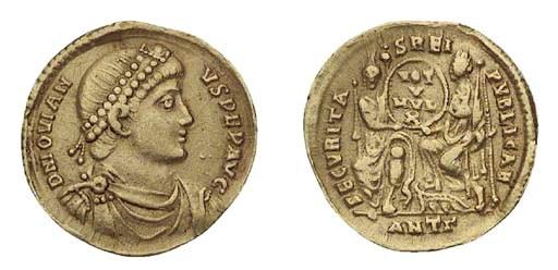 Jovian (A.D. 363-364), Solidus
