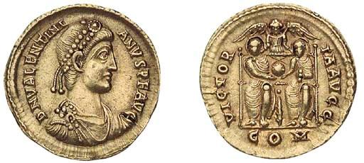 Valentinian II (A.D. 375-392),